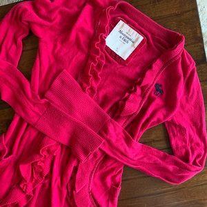 Abercrombie pink femenine sweater